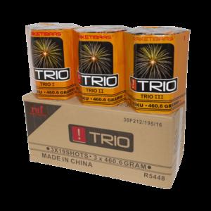 Ilutulestiku patarei Trio