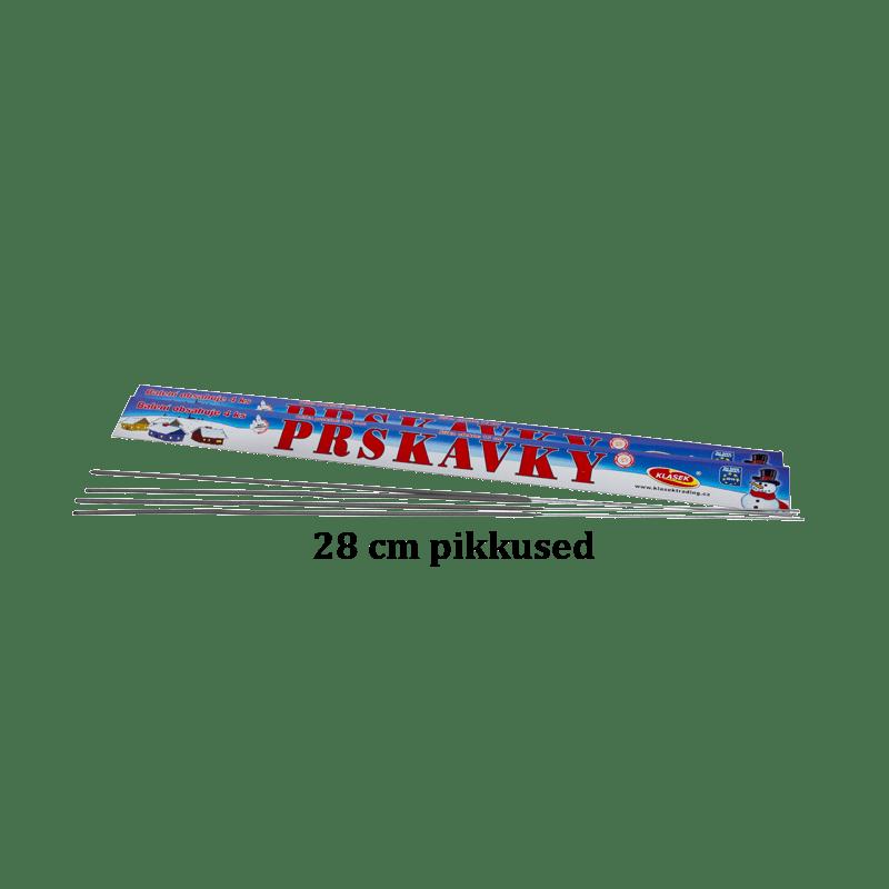 Ilutulestiku muud tooted pikad säraküünlad 28cm