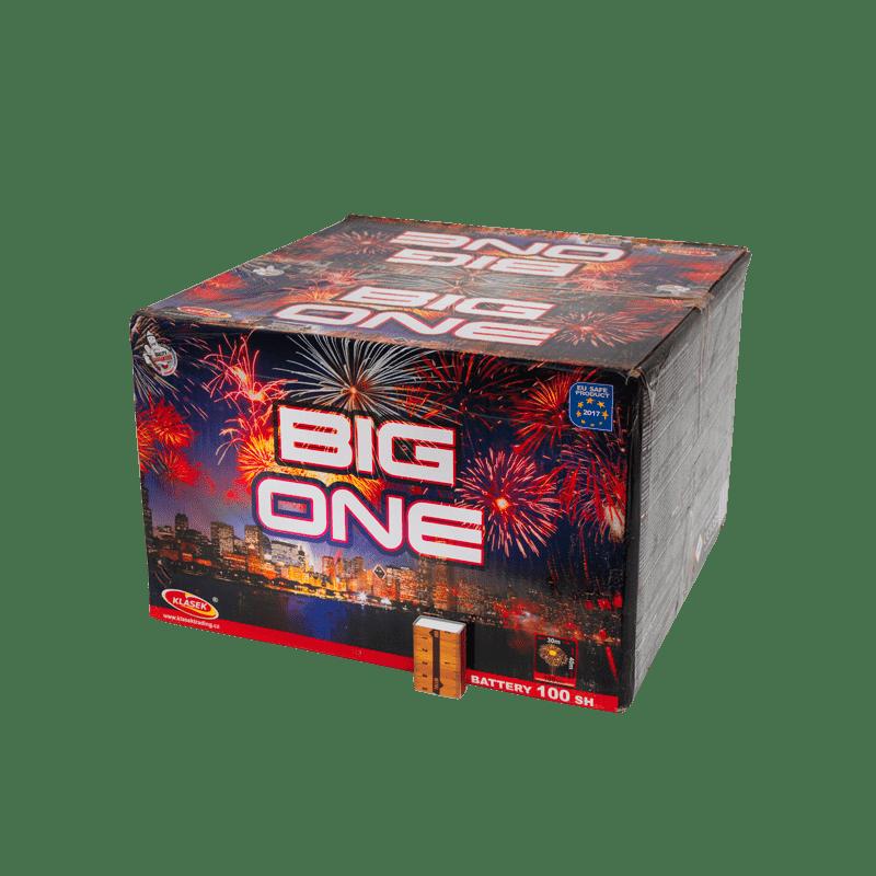 Suur ilutulestiku patarei Big One