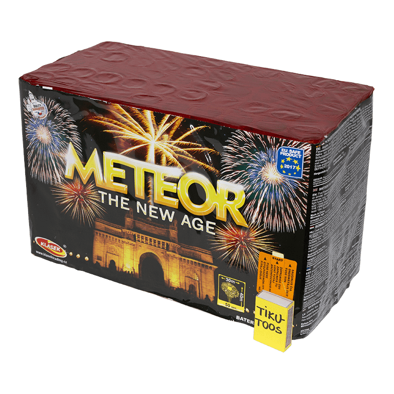 Meteor The New Age