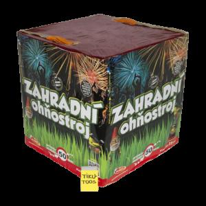 Garden Fireworks 25